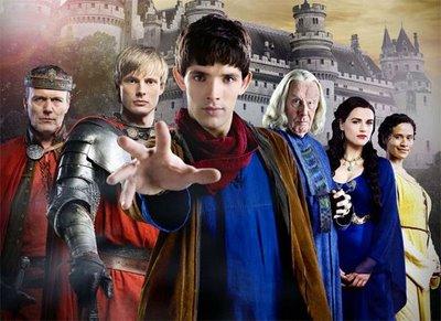Merlin [Español] [Temporadas 1-2-3] [DD] [OnLine]  Merlin